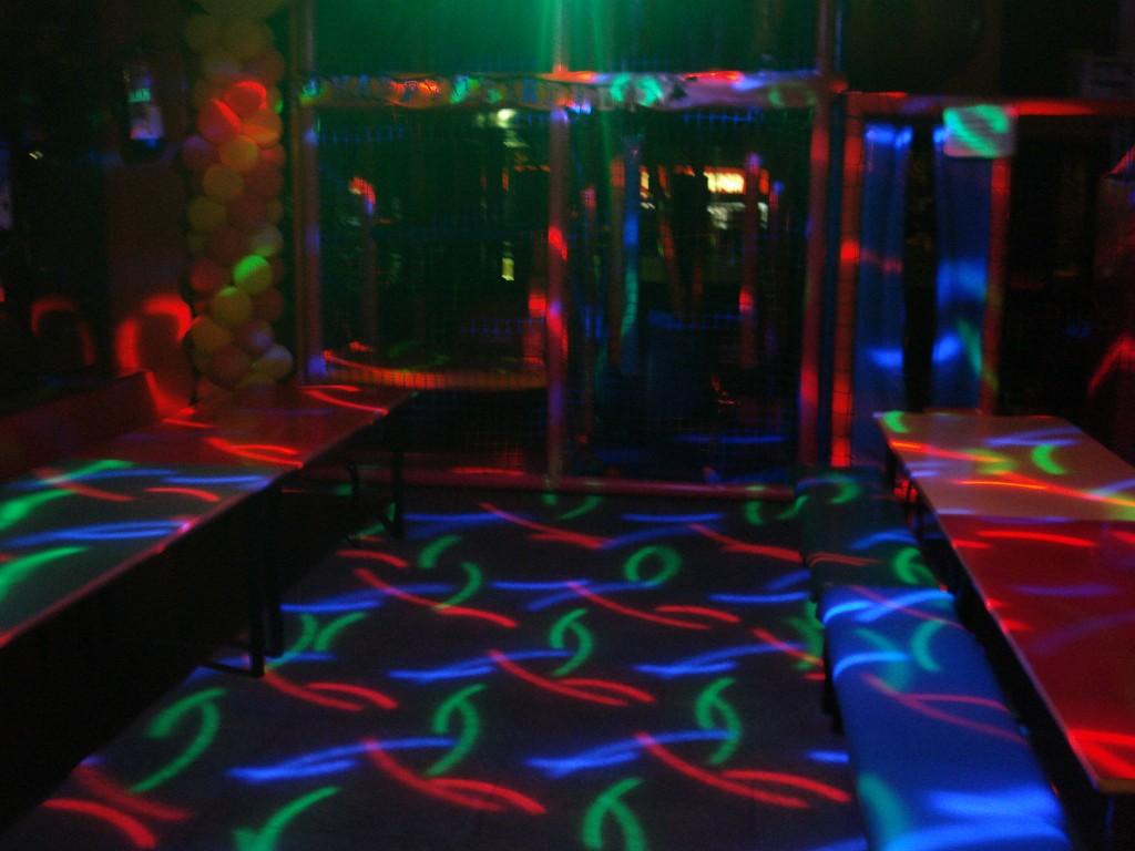 discoteca parque de bolas Pulum Madrid